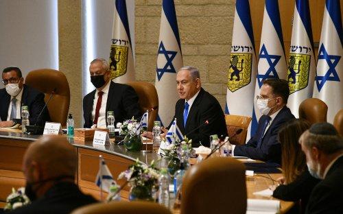 In swipe at Biden, Netanyahu pledges to 'build in Jerusalem' despite 'pressure'