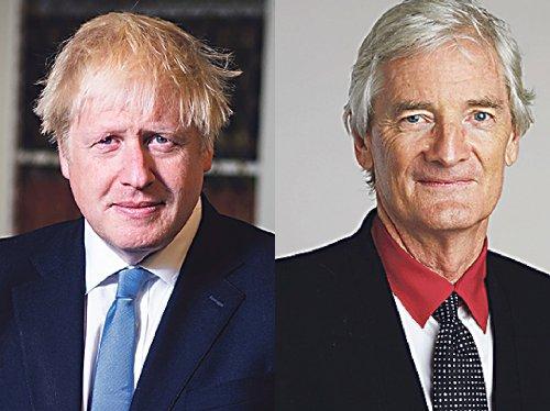 Torah For Today: Boris Johnson and Sir James Dyson