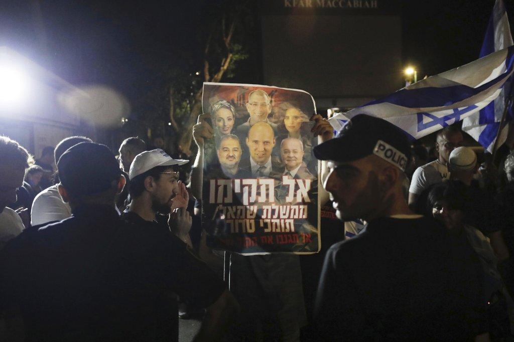 Israel News & Politics - cover