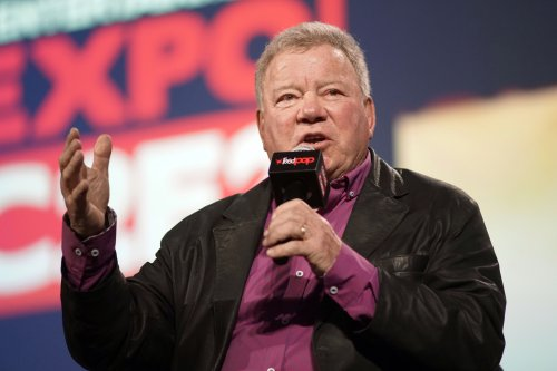 William Shatner, at 90, set to boldly go to space