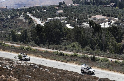 Amid economic crisis, Israel opens border to allow Lebanese to pick olives