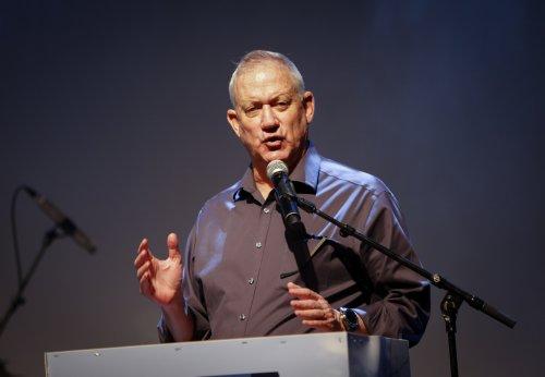 Amid rising tensions, Gantz says Israel is ready to strike in Iran