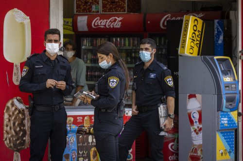 Police start using text messages to remotely track those in quarantine