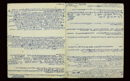 Israel to display notebooks of mysterious scholar who taught Elie Wiesel, others