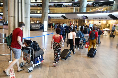 Government orders stepped up COVID screening at airport, quarantine inspections
