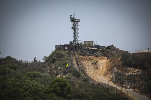 Testing troops' readiness, IDF launches drill along Lebanon border