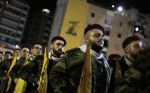 'Declare all of Hezbollah a terrorist group'