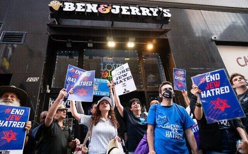 Implantations: Le New Jersey va retirer ses fonds d'Unilever et de Ben & Jerry's