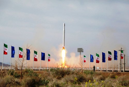 Russia said providing Iran advanced spy satellite to surveil military targets