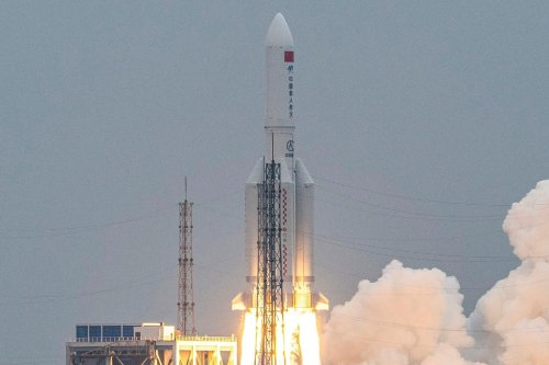 Israel among 11 states in possible trajectory of China rocket hurtling to Earth
