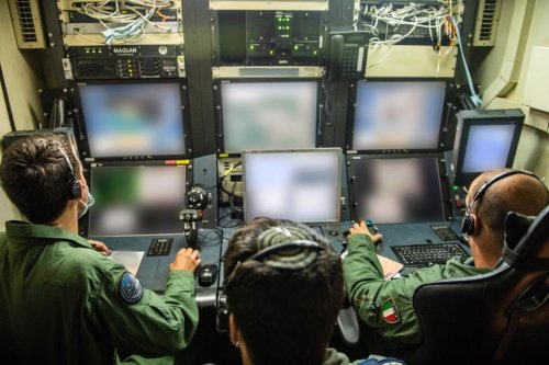 IAF completes first multinational drone drill with 5 foreign militaries