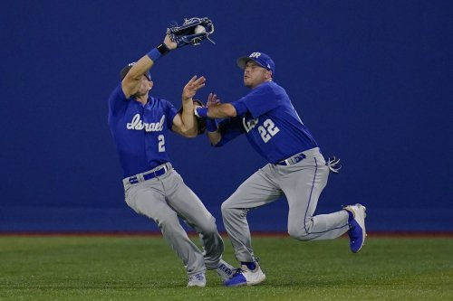 Israel's Olympic baseball team loses first match 6-5 to South Korea