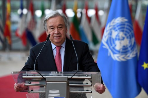 UN chief: World faces breakdown of social order if immediate action not taken
