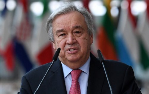 UN chief warns China and US to avoid new Cold War