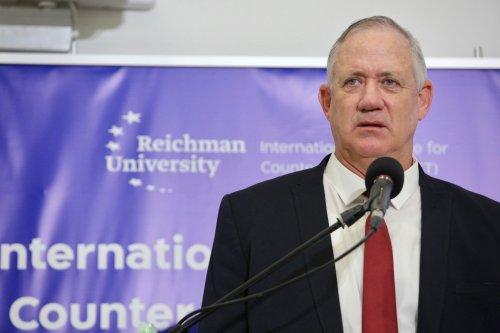 Gantz declares six Palestinian human rights groups 'terrorist organizations'