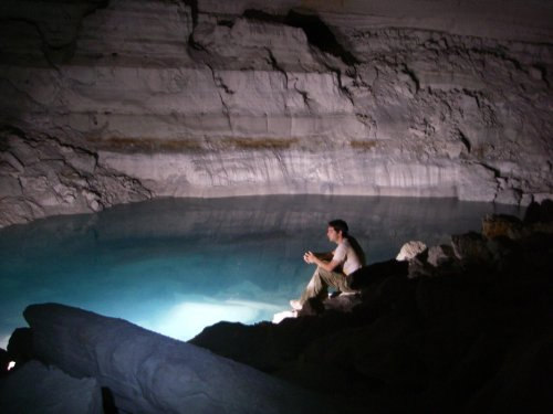 Scientists warn that flooding cave will ruin unique 5-million-year-old ecosystem