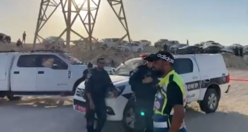 Man found shot dead in Negev, 3rd Arab victim of gun violence in two days