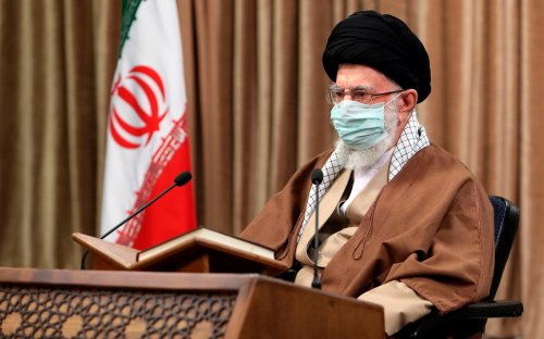 Iran's Khamenei vows to back athletes from Muslim states who won't face Israelis