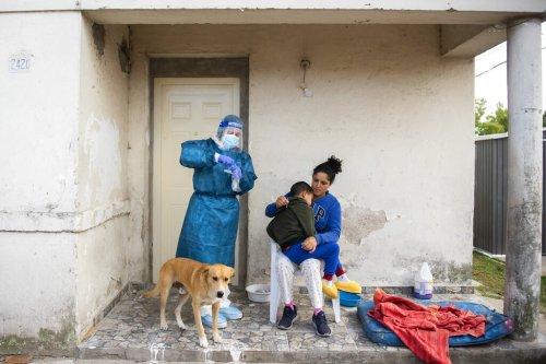 Israeli aid team heads to Uruguay, where COVID dream has turned to nightmare