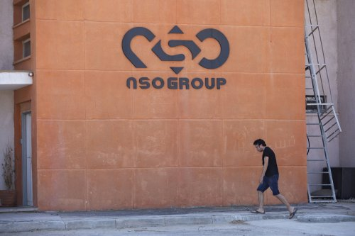 Israel said trying to mend France ties strained over NSO phone hack