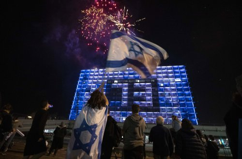 Israel at 73 by the numbers: 12th-happiest in world, over 10% work in high-tech