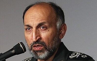 Iran says Quds Force deputy chief dead of a heart attack