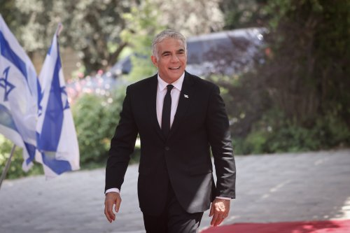 Lapid vows to rebuild international ties after 'reckless' last government