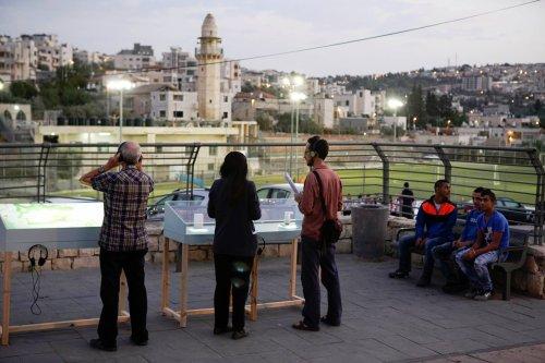 Jerusalem art event Manofim to open along Railway Park