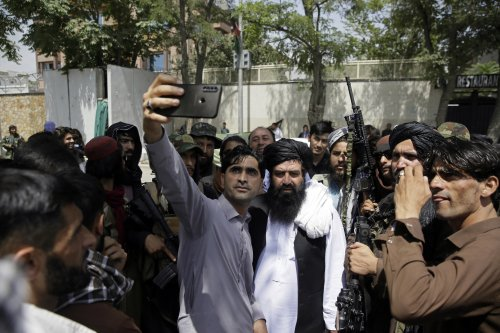 Banned by Facebook but not Twitter, Taliban maneuver in a social media dilemma