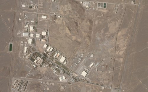 Iranian official: Problem at nuke site 'strongly suspected to be sabotage'