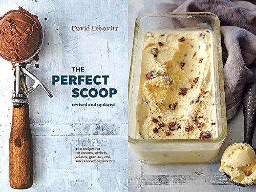 Food and Drink: Lemon-speculoos ice cream