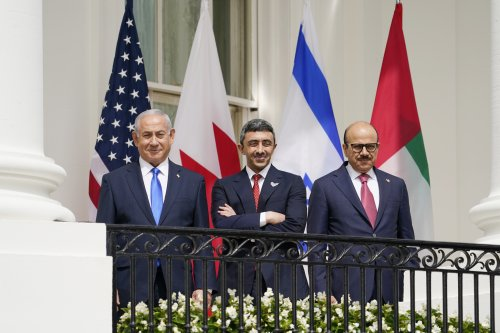Israel's escalation with Gaza puts new Gulf partners in diplomatic bind