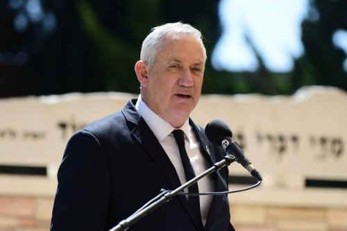 Benny Gantz: Israel is OK with efforts to reenter Iran deal, but wants 'Plan B'