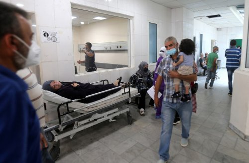 Lebanon can't handle next COVID wave, hospital chief says