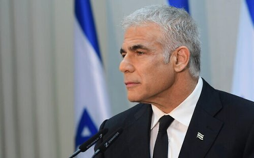 'Israel is hurting': Lapid says coalition he'll form will heal internal strife