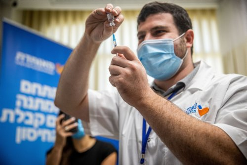 Side effects feared from vaccine are more common in COVID cases — Israeli study