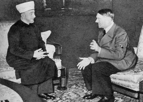 The crumbling walls of Arab Holocaust denial
