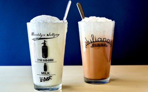 The Very Jewy, and Distinctly New Yorky, Invention of the Egg Cream