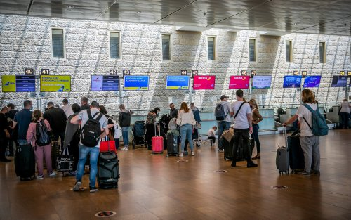 Israel issues travel warning for high-infection countries amid variant fears