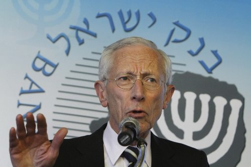 Stanley Fischer démissionne du conseil d'administration de la banque Hapoalim