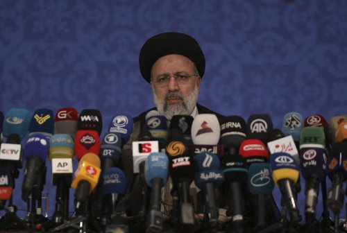 Iran's Raisi says won't meet Biden or negotiate on missiles, support for proxies