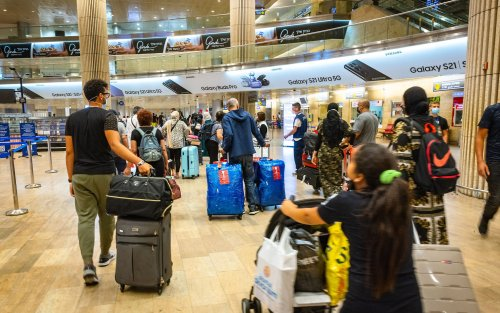 Government okays proposal for electronic monitoring of arriving travelers