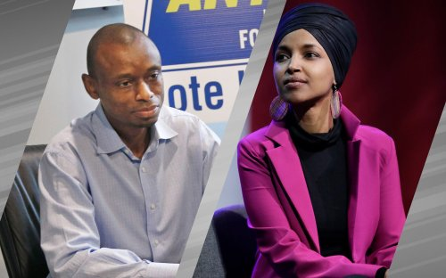 Celeb politician Ilhan Omar's congressional seat may be in jeopardy. Here's why