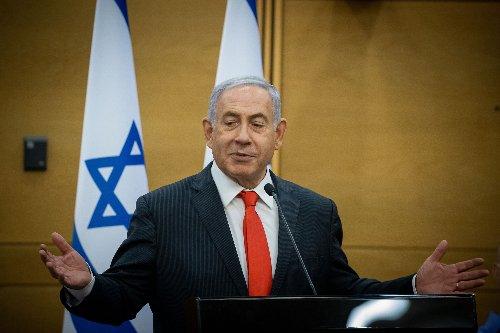 Though no longer premier, Netanyahu hosts Nikki Haley at official residence