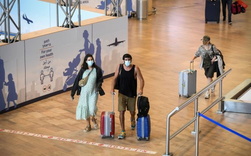 Israel delays reopening of borders to vaccinated tourists until August