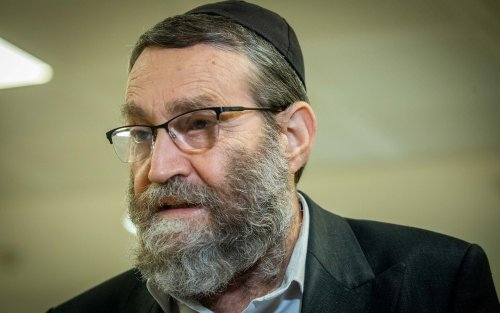 Haredi MK compares religious affairs minister to villain of Hanukkah story
