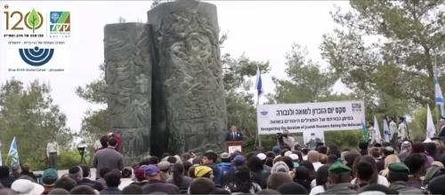 Le père de Shlomo Artzi honoré pour avoir sauvé des Juifs pendant la Shoah