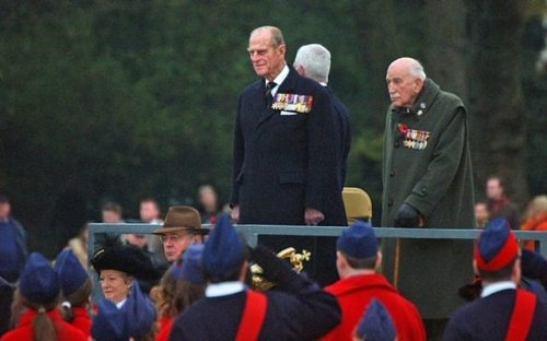 'They provide kosher expeditions, Prince Philip told the Queen'