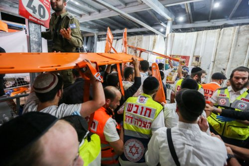 Two safety engineers from Meron disaster detained for questioning