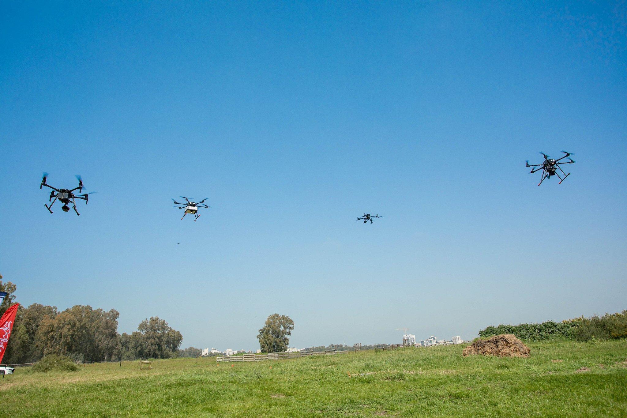 Drone Developments - cover